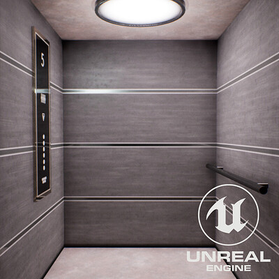 Elevator (Unreal Engine)