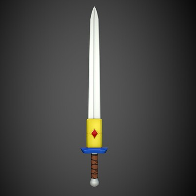 Heather dove sword 03