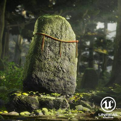 CGMA - Sacred Stone