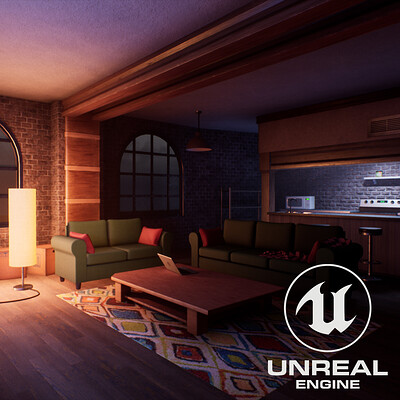 New Apartment (Unreal Engine)