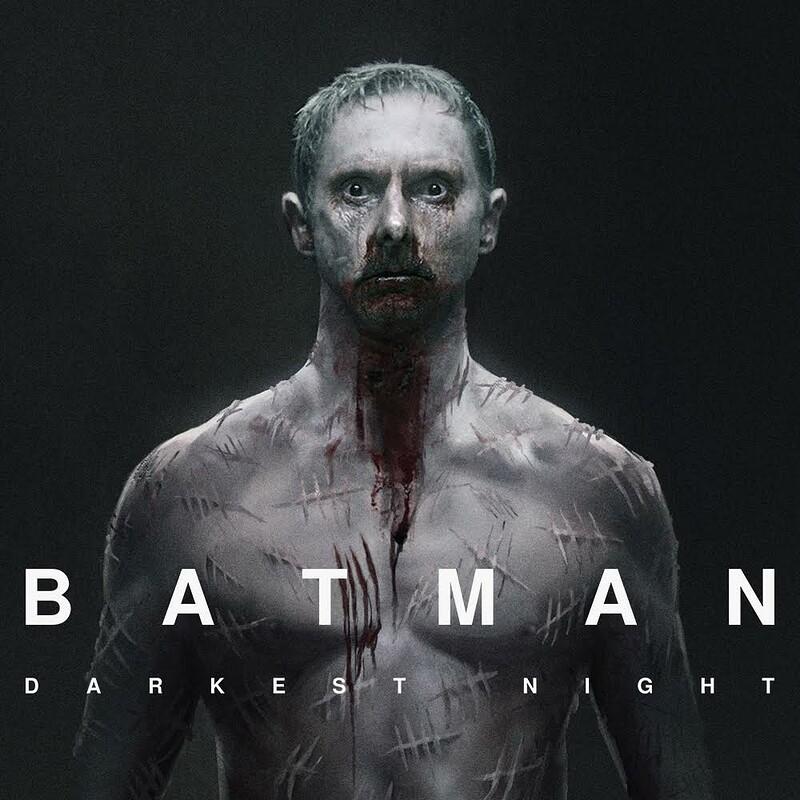 Batman: Darkest Night - Zsasz