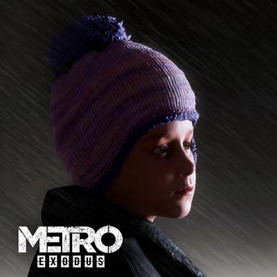 K o r e y b a oleg koreyba nastya metro exodus icon