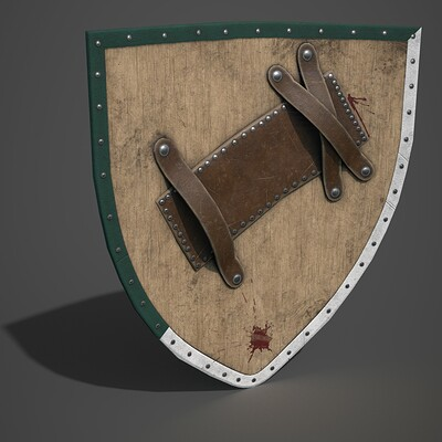 Heater Shield - Mordhau Fan Art