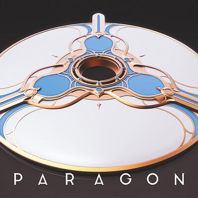 Mark van haitsma paragon environment icon