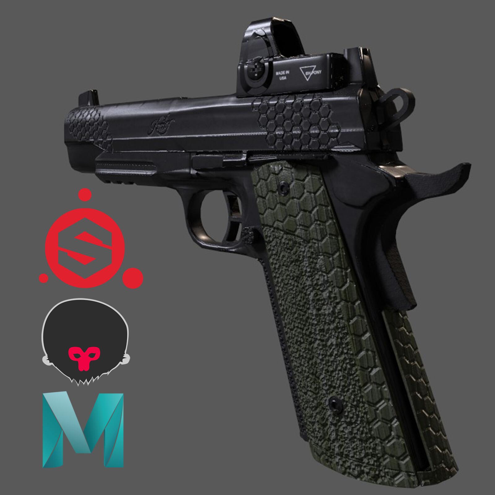 Kimber Pistol