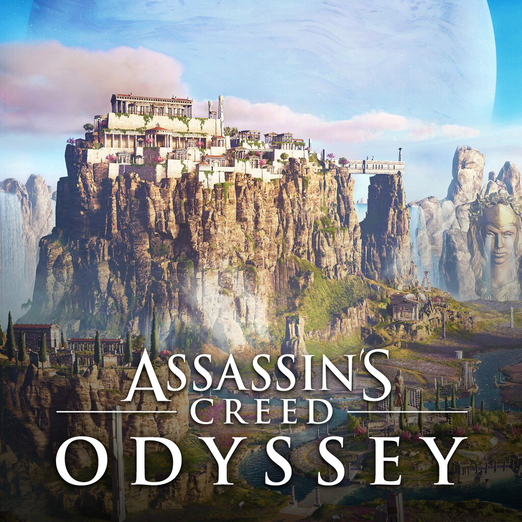 Artstation Assassin S Creed Odyssey Fate Of Atlantis Dlc