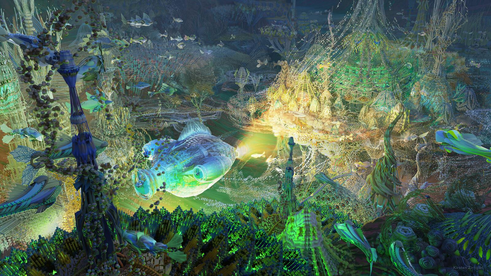 Aquabot City