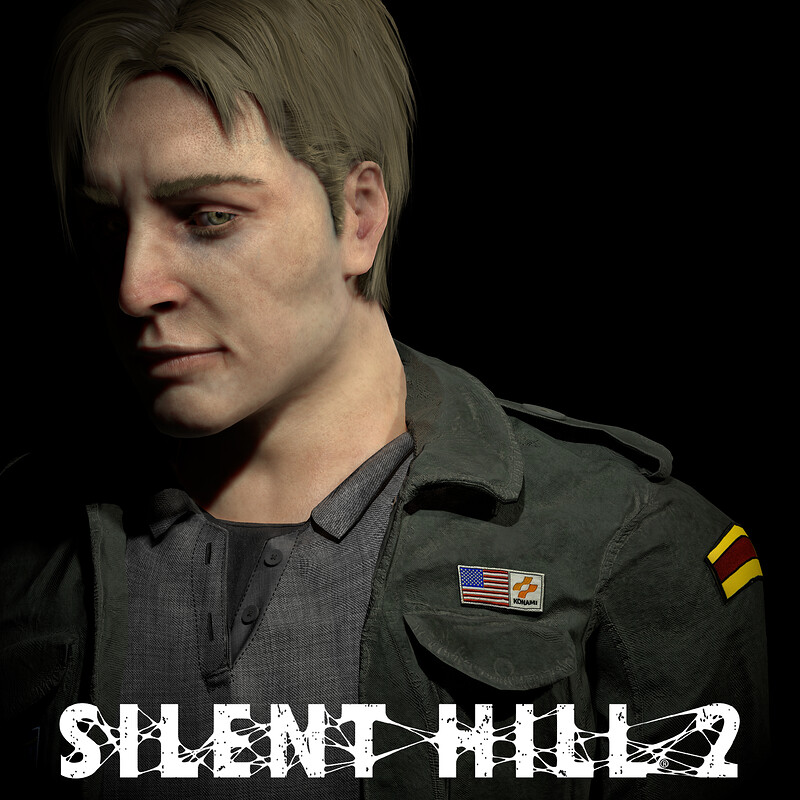 James Sunderland - Silent Hill 2