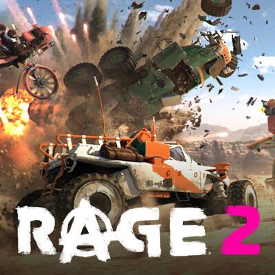 Rage 2 - Car Combat