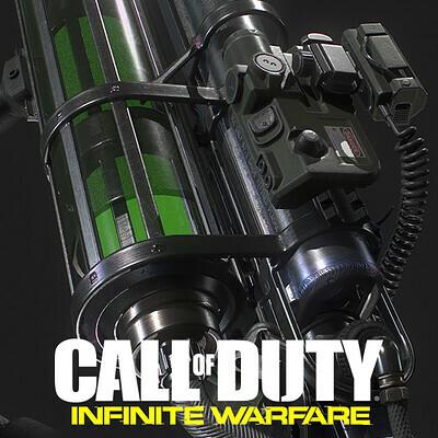 IW DLC Zombies VenomX