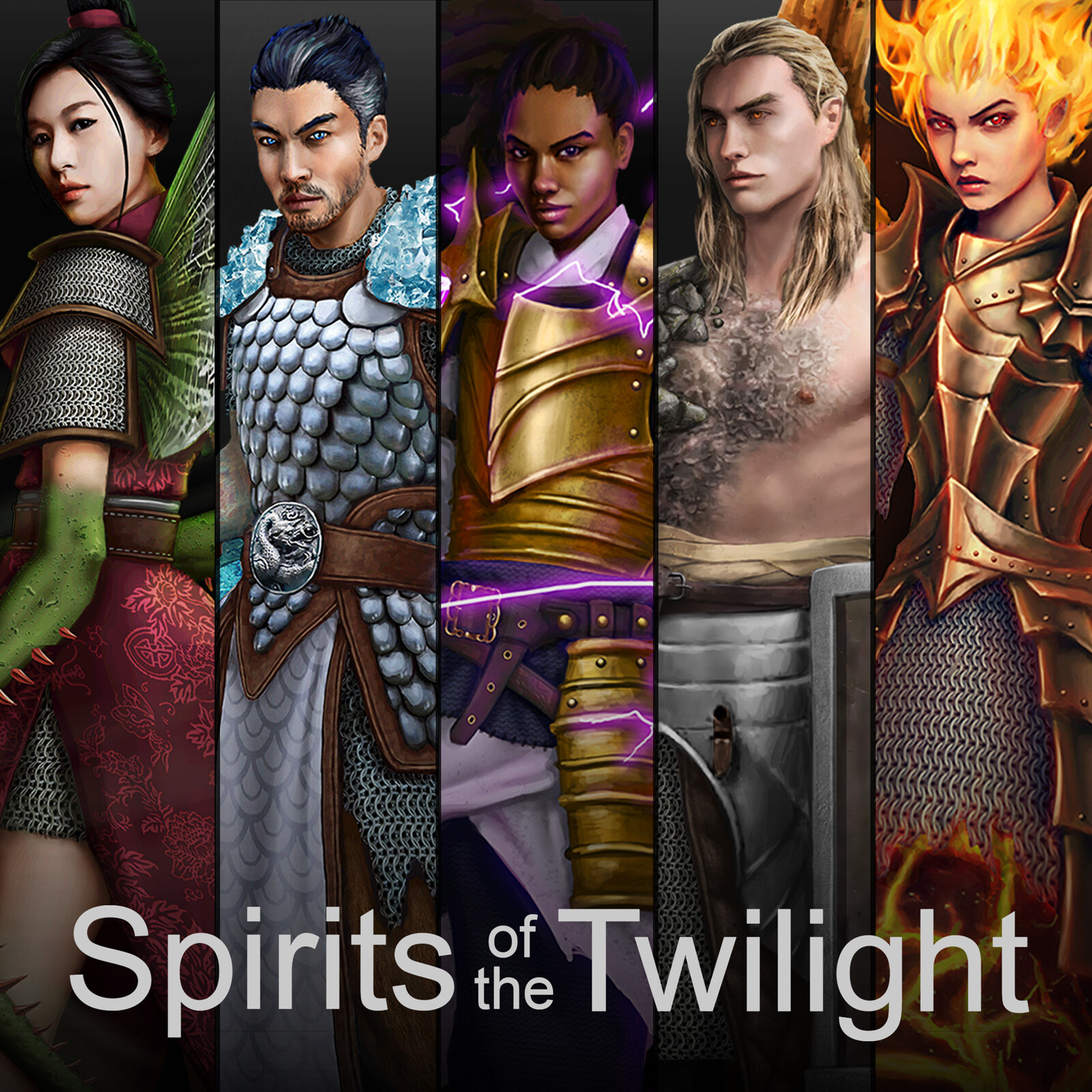 Spirits of the Twilight