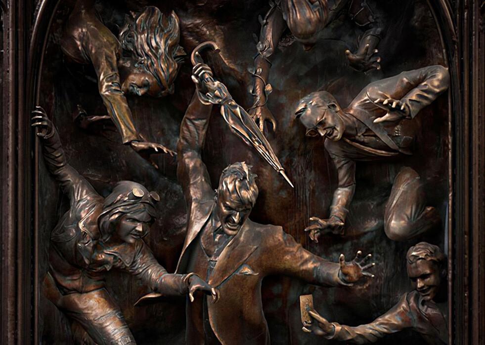 Gotham - Rise of Villains (CG Lead, Lighting, Shading) (2015)