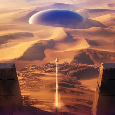 Concept Art Explorations - Top-down adventures