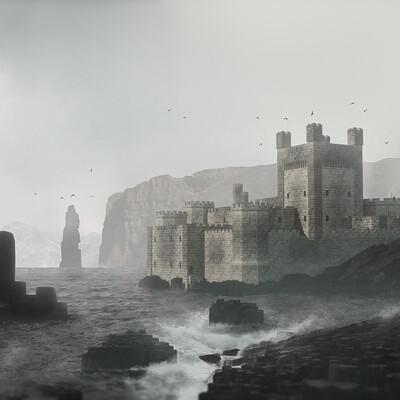 Alec chalmers castle blackrock 01