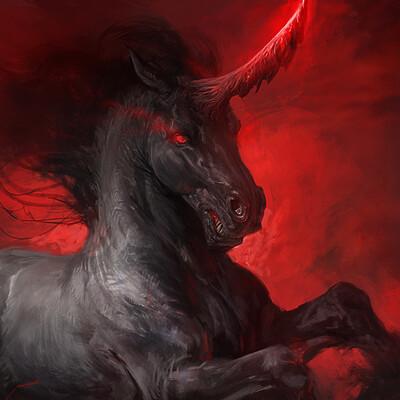 Antonio j manzanedo dark unicorn manzanedo avatar
