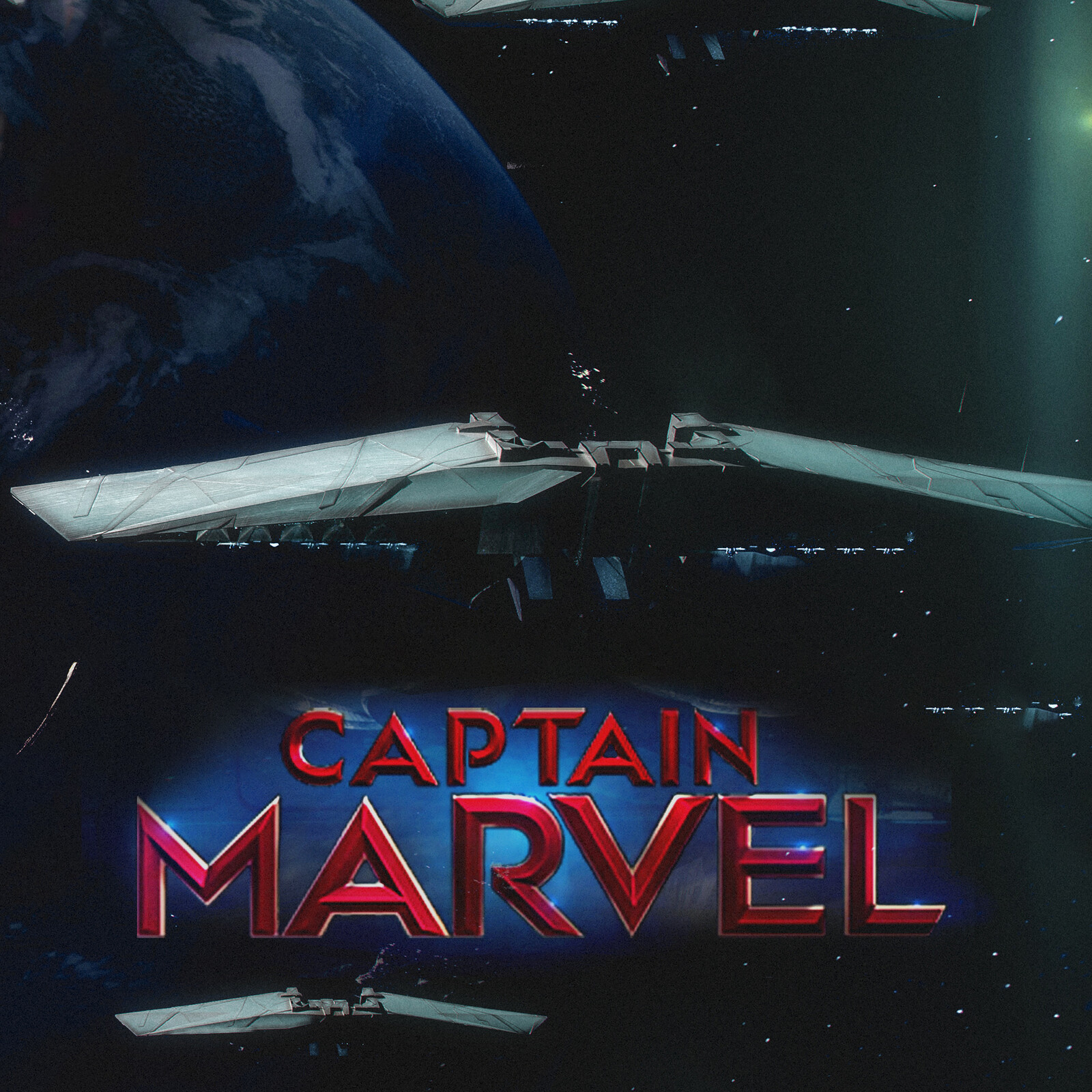 Captain Marvel, Acussers arrives