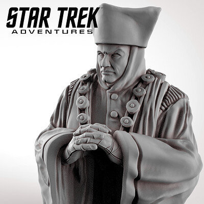 Q - Star Trek Adventures