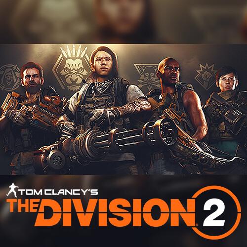 Division 2 - MiniGunner Specialization