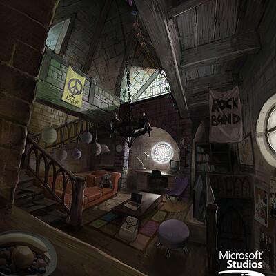 Sherif habashi tower room