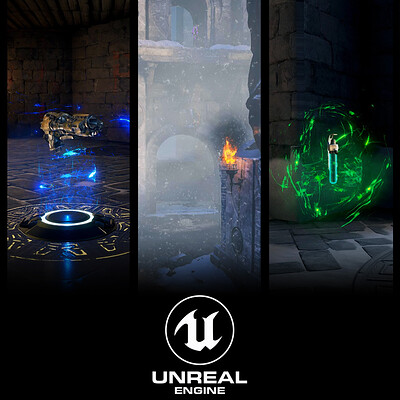 VFX Unreal Engine