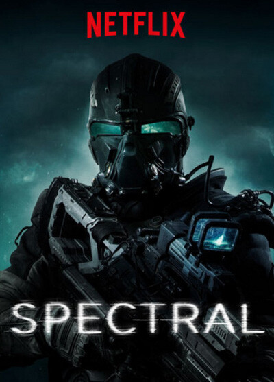 FILM - Spectral (2016)