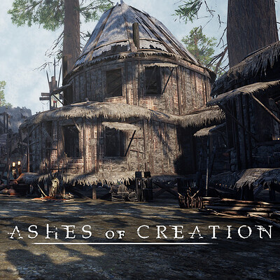 Ashes of Creation: Apocalypse - Tribal