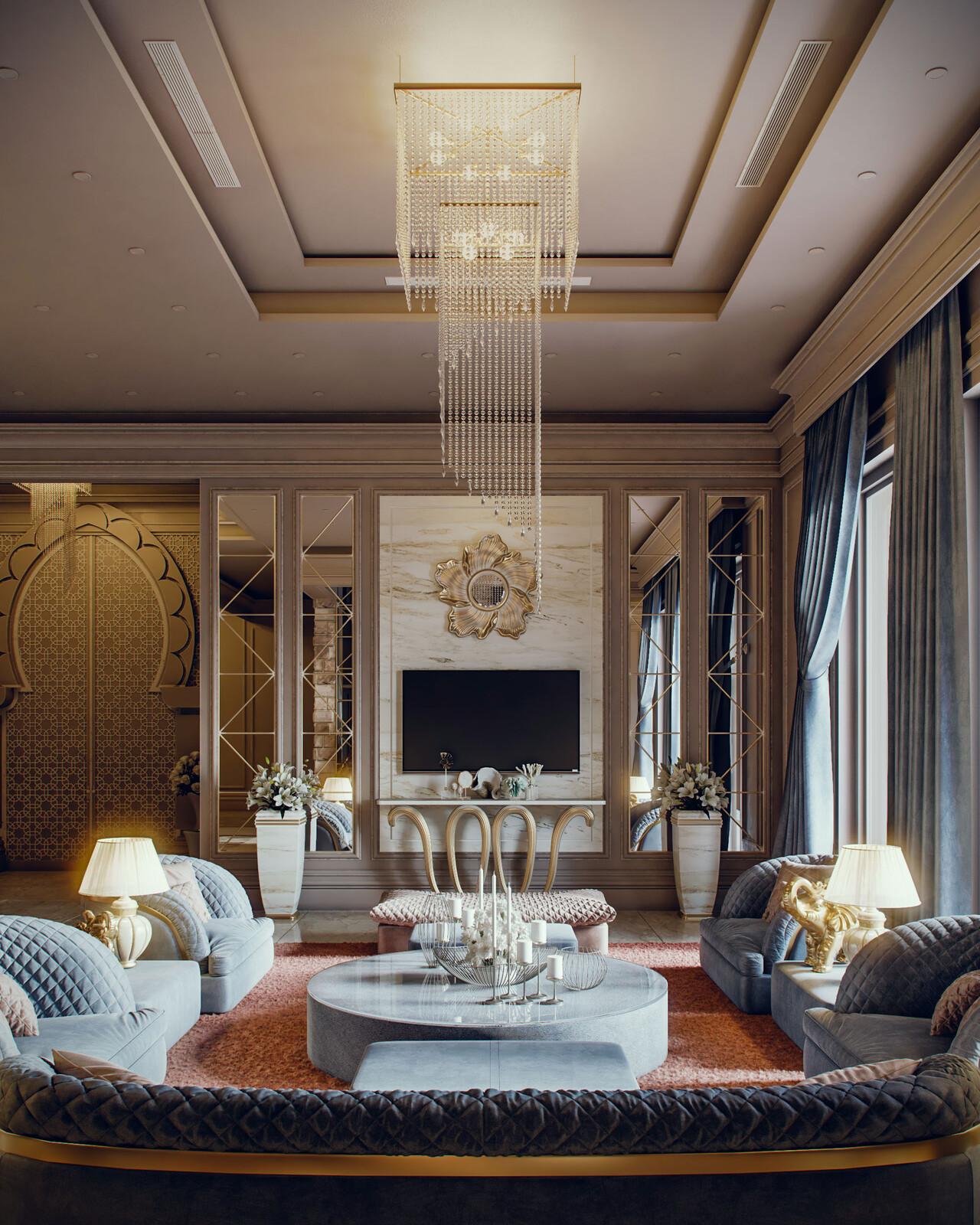 "Villa Classic ""Interior Design """