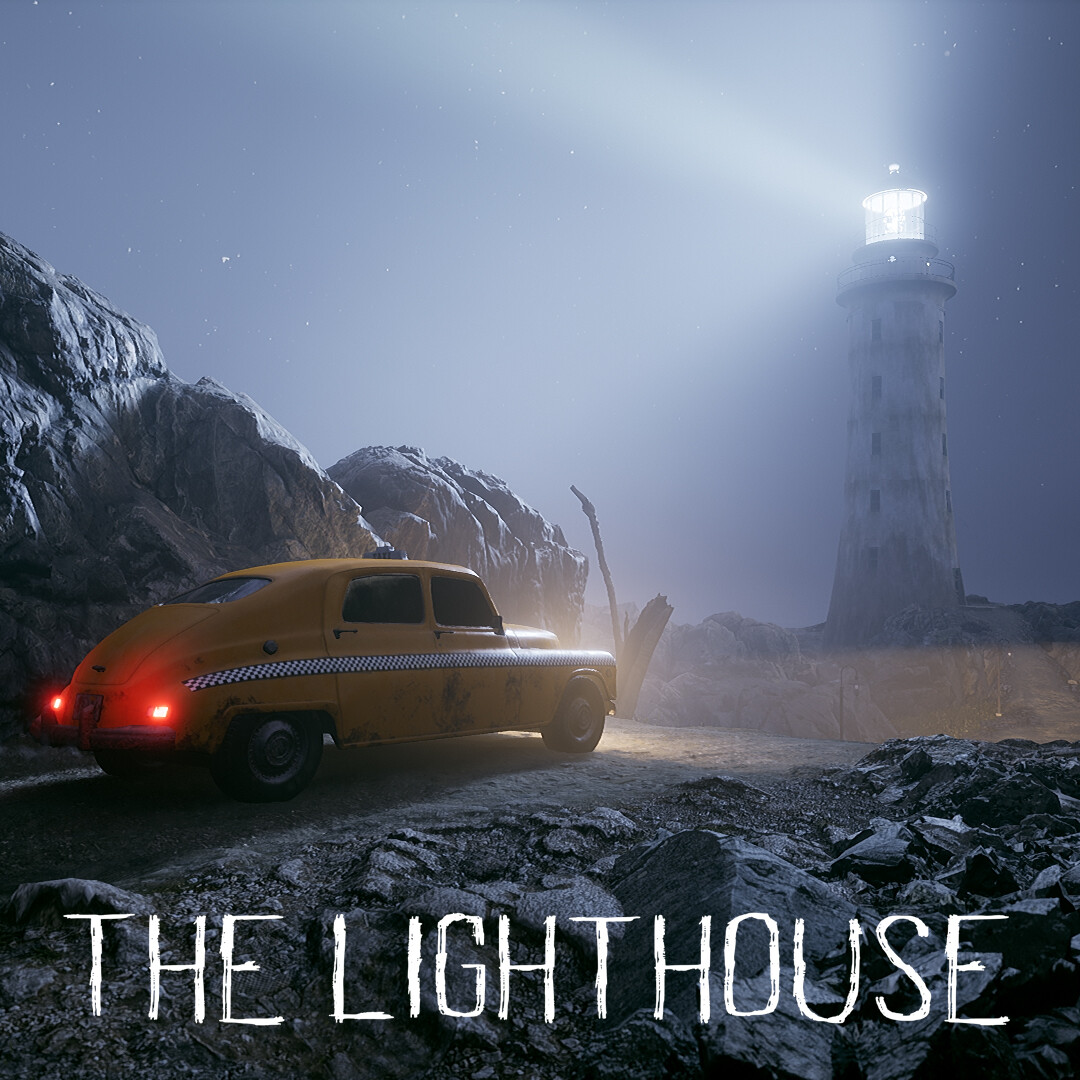 The Lighthouse | The Cove Entrance