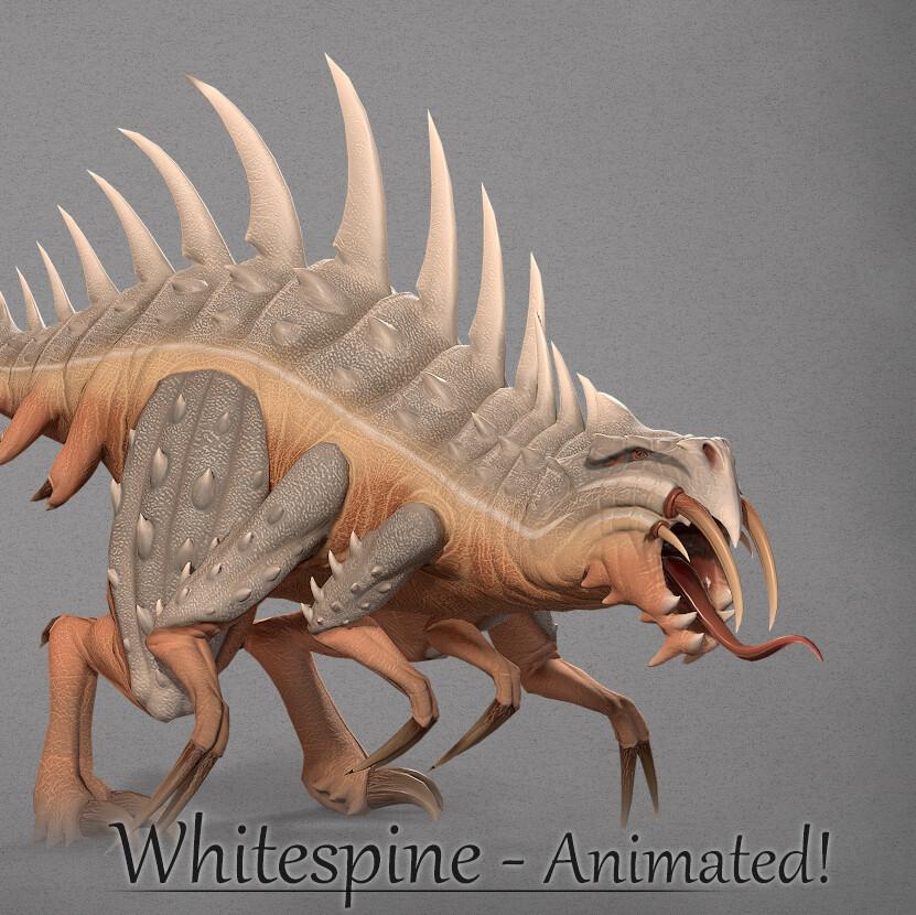 Whitespine