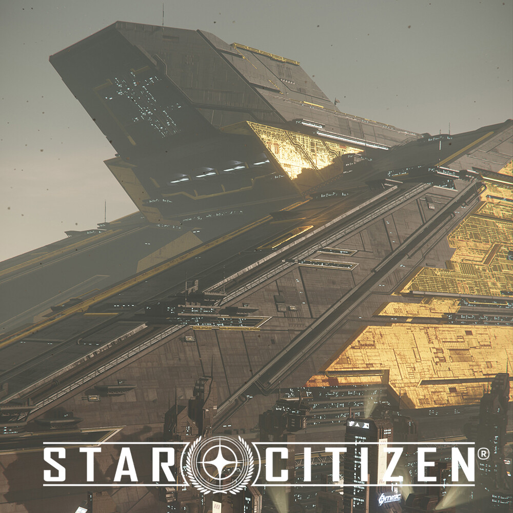 Star Citizen: Lorville - HD Building