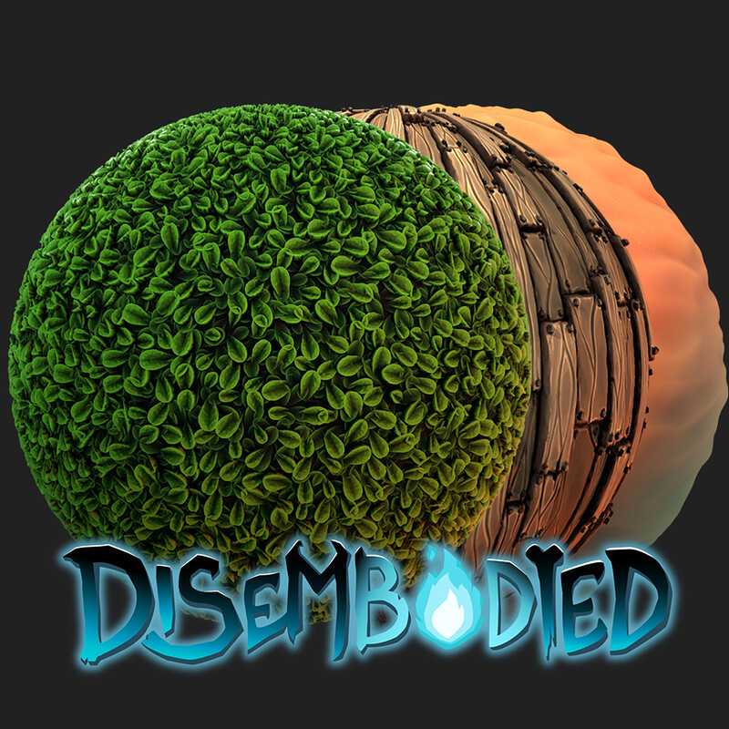 Disembodied: Materials