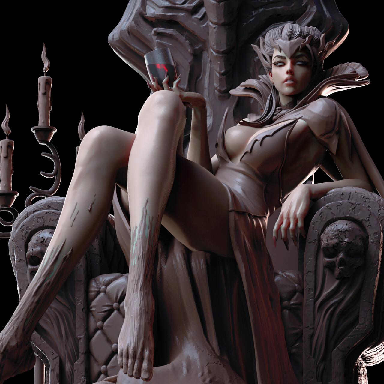 Vampire Queen_2