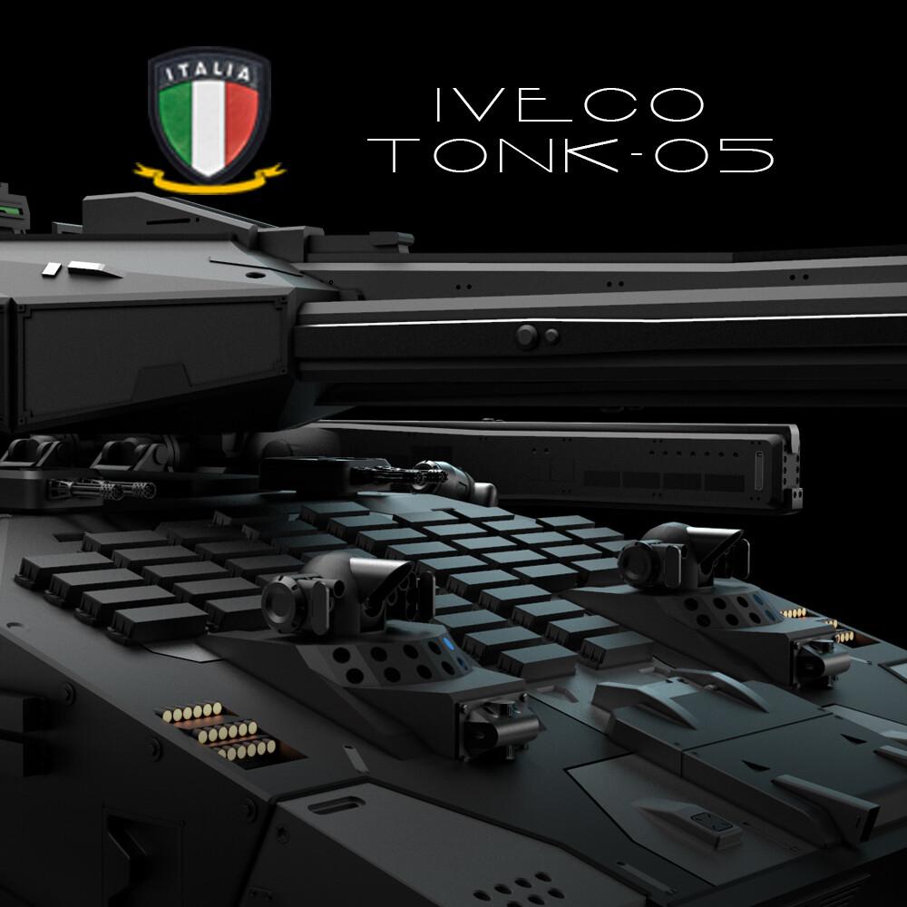 Iveco - Tonk 05