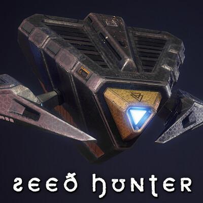 Seed Hunter - Drone