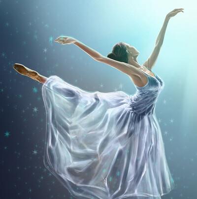 Angelika kruczek balet sm podpis