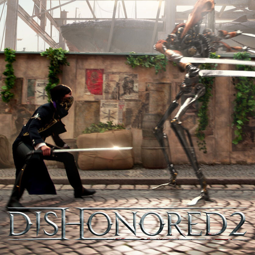 Dishonored 2 trailer concepts