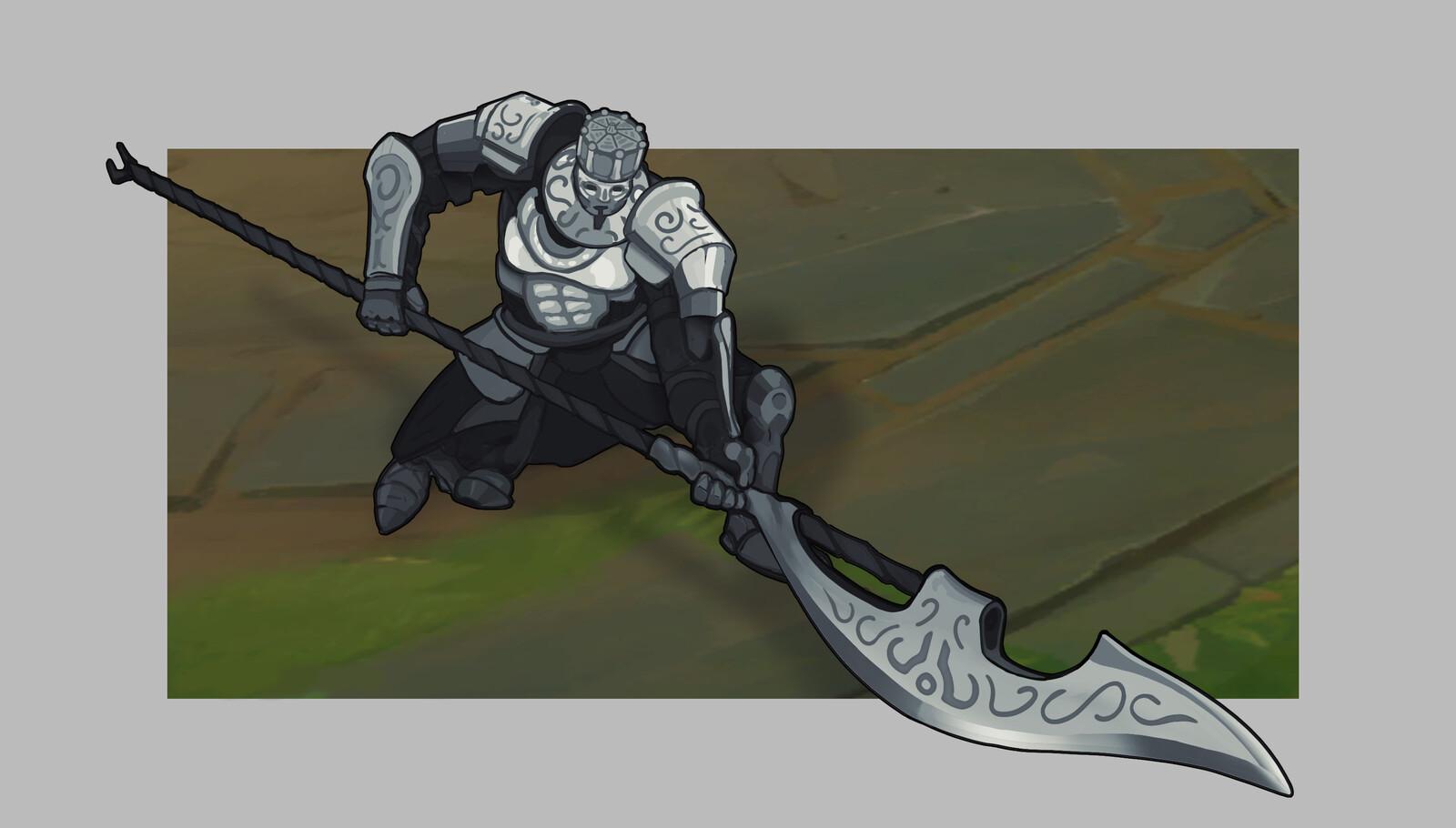 Gundyr Xin Zhao | Gatekeeper Jax | Knight's Bell Amumu