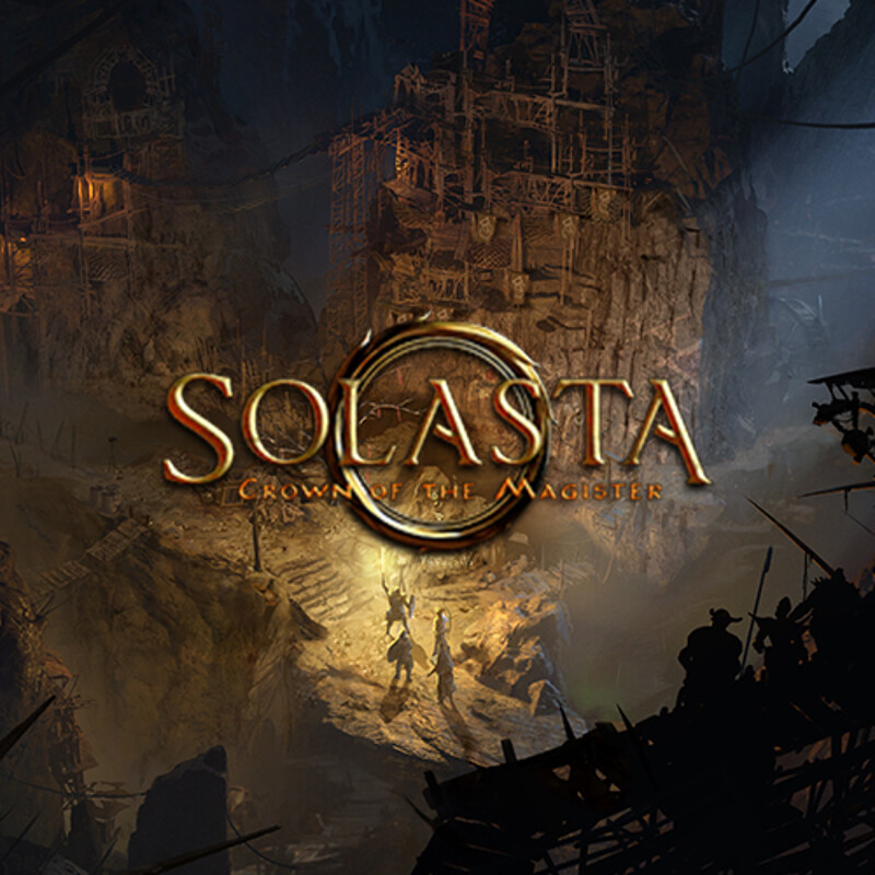 Solasta - Key Art