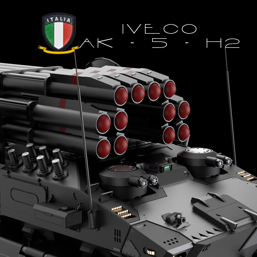 Iveco AK - 5 - H2