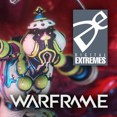 Warframe - Characters