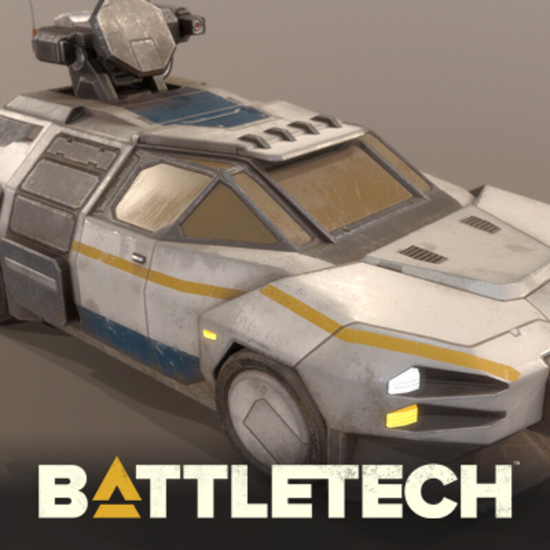 BATTLETECH - Rotunda