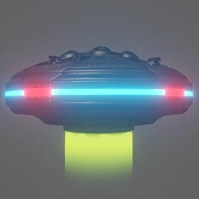 Dennis haupt modular ufo 2 8 by 3dhaupt 2