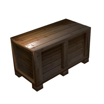 Krista talvipuro laatikkol textured trasnparent