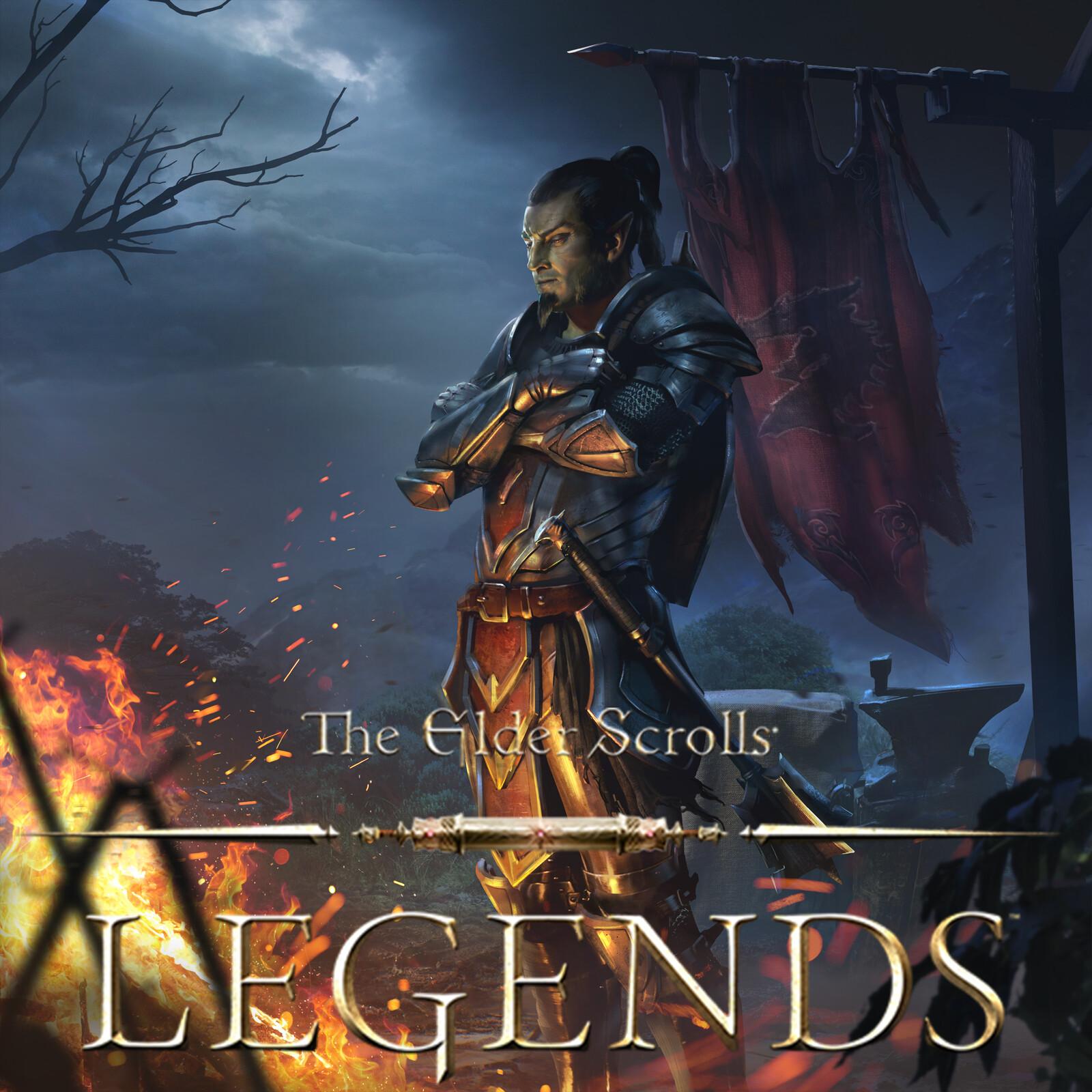 Forerunner of the Pact - The Elder Scrolls: Legends