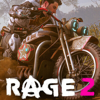 Nippa Vehicle - Rage 2