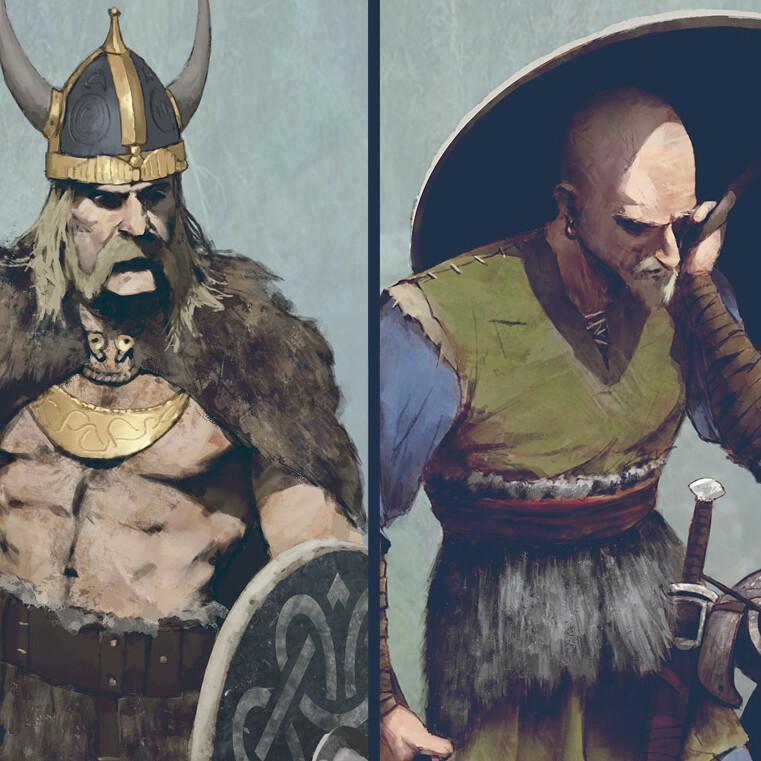 Viking concepts