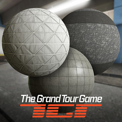 The Grand Tour Game - Materials - Stansted