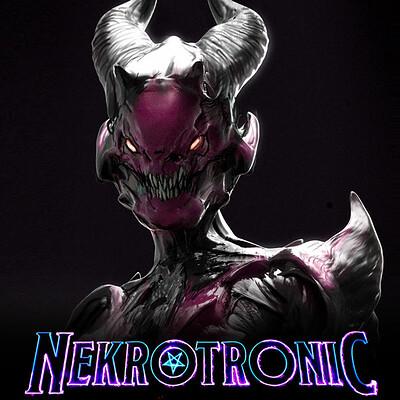 Nekrotronic Demon designs