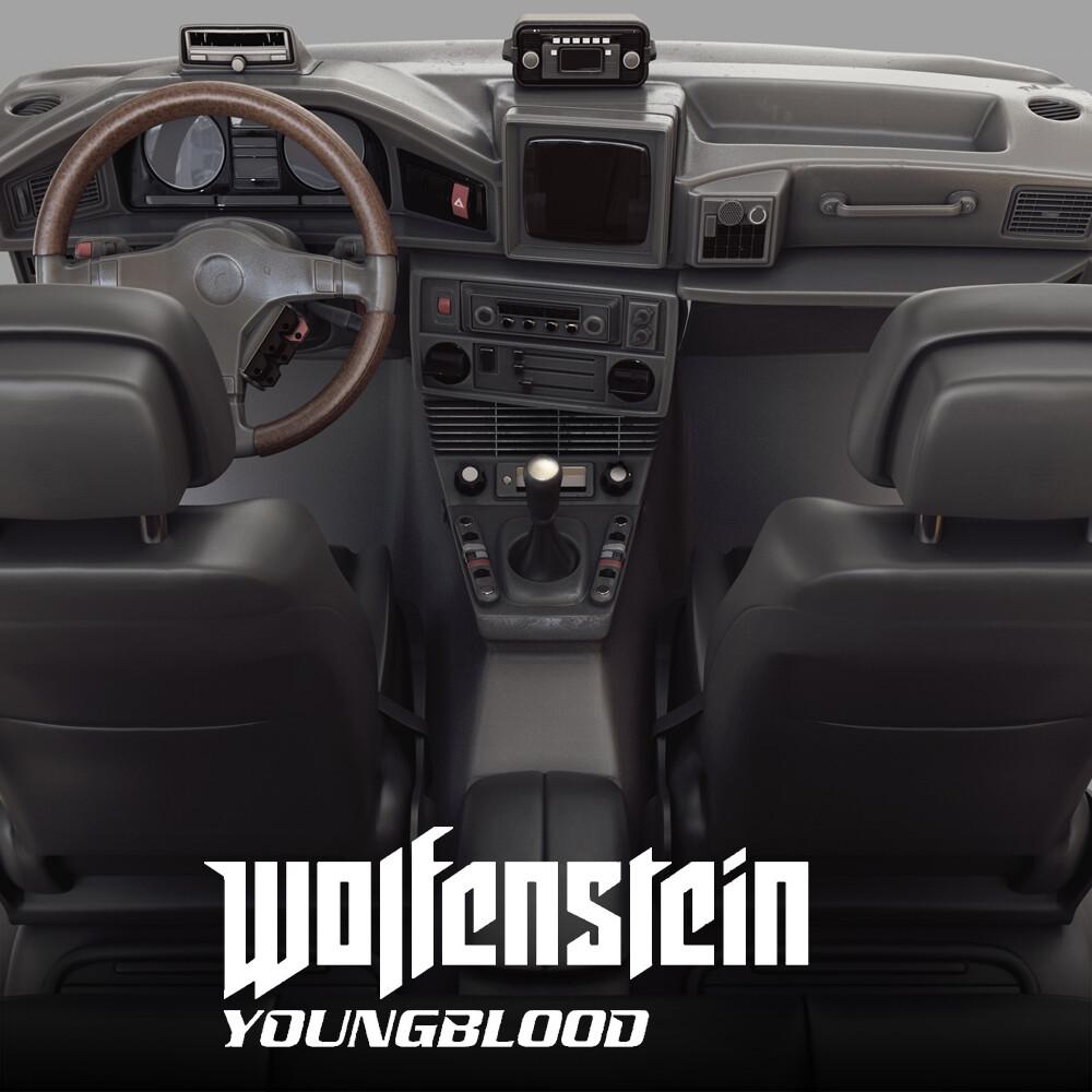 Wolfenstein: Youngblood - Dashboard