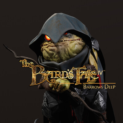 The Bard's Tale 4 & The Mage's Tale Creatures